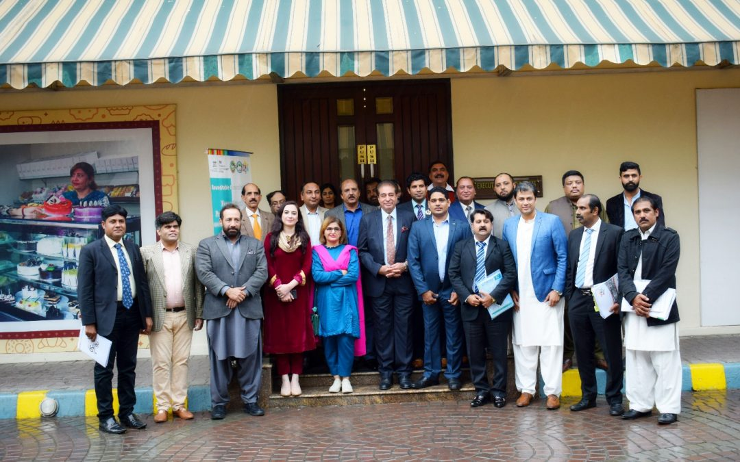 Round table Consultations to form Coordination and Monitoring mechanisms on Safety and Security of Journalists (Punjab)