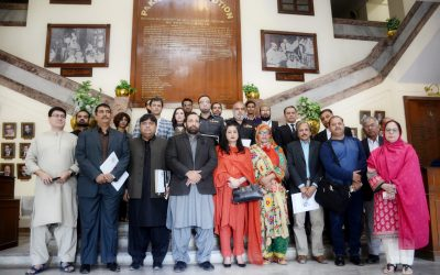 Roundtable Consultations to form Coordination and Monitoring mechanisms on Safety and Security of Journalists (Sindh)