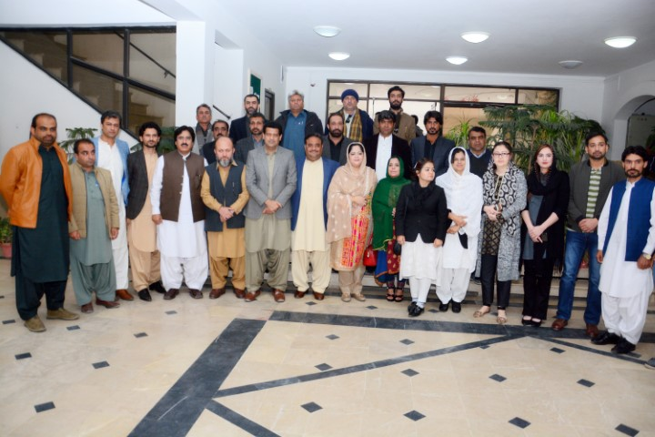 Capacity Development of Working Group on SDG 16.10.1 Reporting, Coordination and Monitoring Mechanisms (Balochistan)